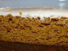 pumpkin cream cheese bar