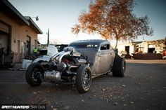 34 Ford 1200 hp Eddie's Chop Shop Diamond rolled interior? I think so