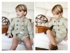 Teresa y Leticia Prince Charming, Little Man, Summer Time, Mens Fashion, Vintage, Style, Kids Fashion, Page Boys, Royal Weddings