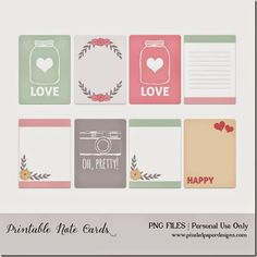 free-printable-note-card-project-life-700x700
