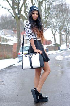 Grunge Look | Women's Look | ASOS Fashion Finder