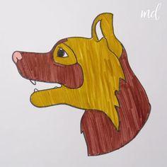 Art Drawings Sketches Simple, Easy Drawings For Kids, Cute Drawings, Drawing Videos For Kids, Art For Kids, Art Hacks, Hand Art, Diy Art, Art Projects