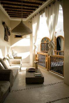 The Riad | Dar Nour El Houda – Marrakech barefootstyling.com