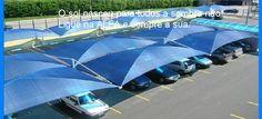 coberturas para estacionamento e sombreadores para garagem toldos de sombrite 11 5891-0252