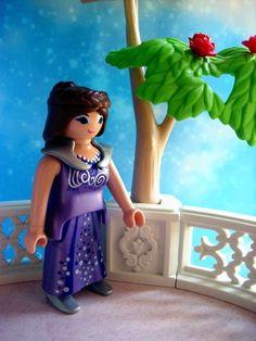 Margaery Tyrell aus game of Thrones. Playmobil