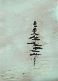 """Coastal Redwood"", print only in my Etsy shop - jrathdesigns.etsy.com"