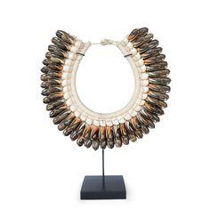 Handmade Tribal Necklace Bali