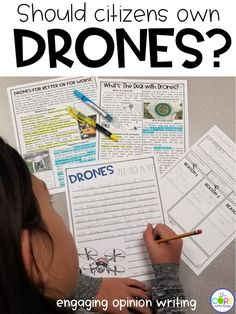 These paired text are sure to get your students writing their opinion!