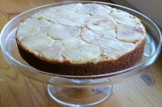 Upside down apple cake #glutenfree #grainfree