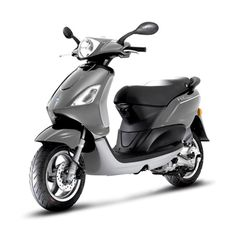 Piaggio Fly 150. An accessory to my Ruckus