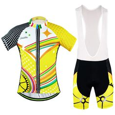 New Arrive Pro Team Cycling Jersey Bicycle Cycle Short Sleeve Maillot Clothing  Cycling Ropa Ciclismo MTB Bike Cycling Stripe Set 783e78e2b