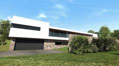 maison contemporaine d'architecte en Provence