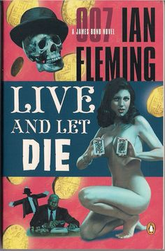 Design by Richie Fahey and Roseanne Serra. #IanFleming #JamesBond #007