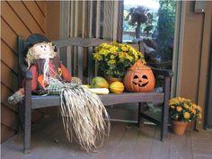 Fall / Autumn Decorating