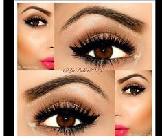 Indian eye makeup