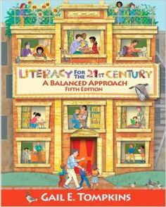 Crafted for the undergraduate K-8 literacy course, this text covers the information teachers need to know to teach literacy effectively, and follows this information with the specific strategies to use in the classroom to develop successful readers and writers. Call Number: LB 1576 .T657 2010
