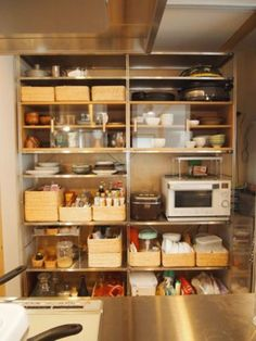 とにかくいろんな物が収納できます。収納用品を統一させると案外ごちゃごちゃしません。