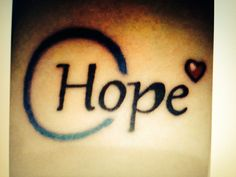Hope for a cure for diabetes, want this on my left wrist