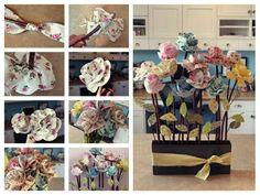 How To Make Fabulous Fabric Flower Arrangements