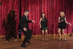 The Late Late Show Photos: Tuyen Tran and Liza Coggins on CBS.com