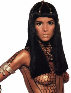 Still the hottest (would be) queen I have ever seen <3 Patricia Velasquez