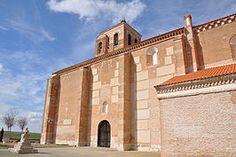 Valladolid Ventosa de la Cuesta Iglesia de la Asunción