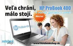 K vybraným modelom HP ProBook série 400 získate 3 ročnú záruku zadarmo! Akcia platí do 31.1.2015.
