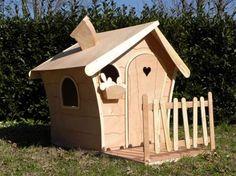 Casette in legno abitabili da giardino per bambini, alcuni modelli a prova di incidenti
