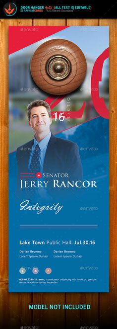 16 Best Political Flyer Template images Political campaign