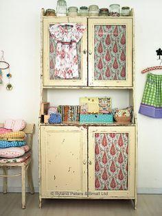 Cabinet (2011) by jasna.janekovic, via Flickr.  http://www.flickr.com/photos/jasnajanekovic/8478670078/in/photostream/lightbox/