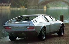 1974, Frua: Audi 100 Coupé
