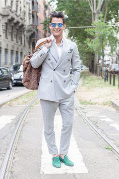 STREETSTYLE | Milan Fashion Week SS15