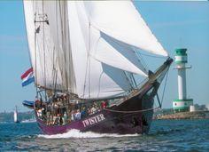 Meerdaagse zeiltocht op de Oostzee nabij Kiel. Sailing Ships, Boat, Kiel, Dinghy, Boats, Sailboat, Tall Ships, Ship