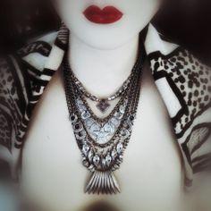 Desert Star Necklace