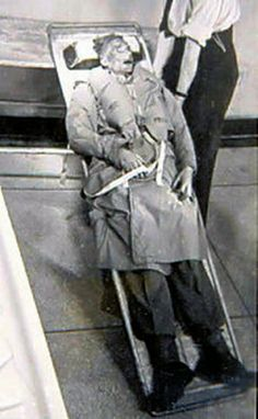 The body of Glyndwr Michael, a Welsh vagrant, who was made into a fictitious Major William Martin in Operation Mincemeat- a successful British deception plan during World WarII. As part of the widespread deception plan Operation Barclay to cover the intended invasion of Italy from N Africa, Mincemeat helped to convince the German high command that the Allies planned to invade Greece and Sardinia in 1943 instead of Sicily, the actual objective.