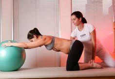 Sintonia do Corpo Studio de Pilates: Dez exercícios de Pilates para grávidas