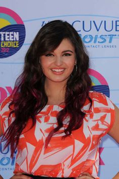 Teen Choice Awards 2012 Pink Carpet Arrival Pictures