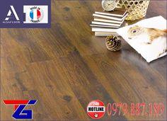 Sàn gỗ Alsafloor nhập khẩu từ Pháp, uy tín chất lượng, màu sắc hiện đại