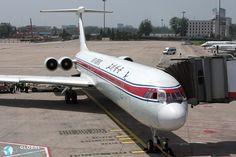 Flying North Korea Air Koryo Il62