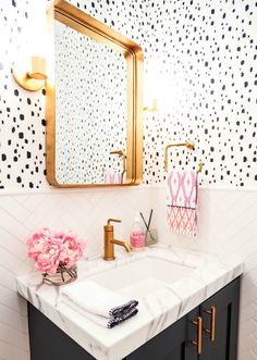Watch Out Subway Tile, Herringbone Might Be the Coolest New Tile Trend   Brit + Co