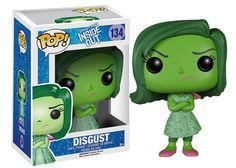Pop! Disney: Inside Out - Disgust | Funko