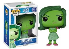 Pop! Disney: Inside Out - Disgust | Funko
