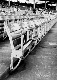 Wrigley Field Seats