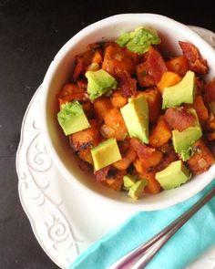 Paleo Sweet #Potato #Hash 15 Sweet Potato #Recipes | Yummy Recipes