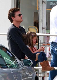 jason bateman and daughter - so cute