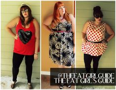 Image result for plus-size hipster