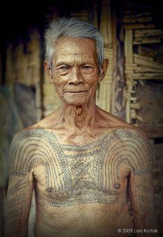 Kalinga tattoo