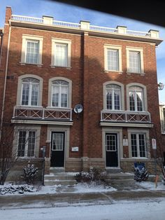 Townhouse in toronto
