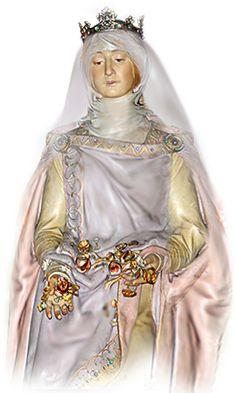 Santa Isabel de Portugal  Isabel, uma rainha que foi Santa