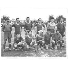 EL REAL MURCIA CLUB DE FÚTBOL:1940 (CA.) Descarga y compra fotografías históricas en | abcfoto.abc.es